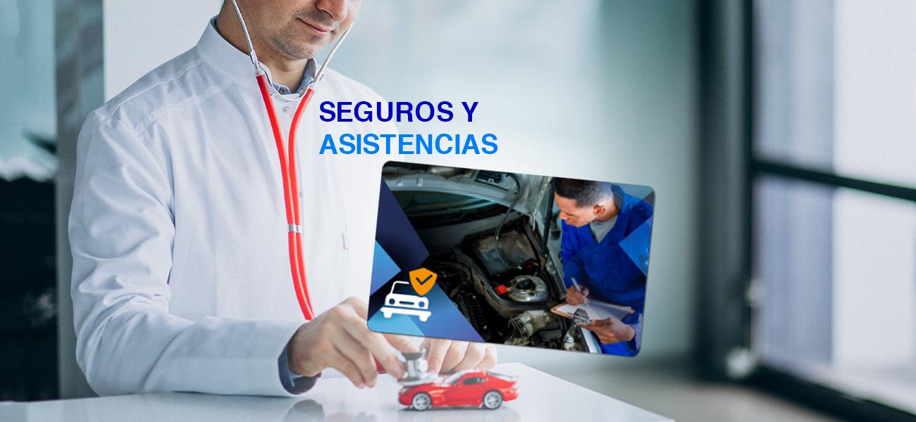ASISTENCIA Y SEGUROS AUTOMOTRIZ
